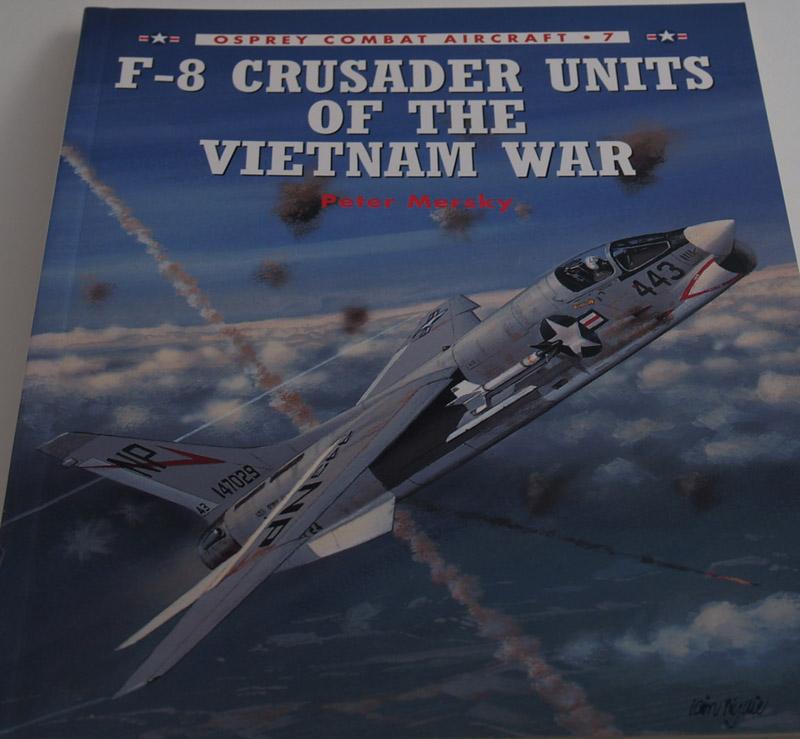 Osprey F-8 book