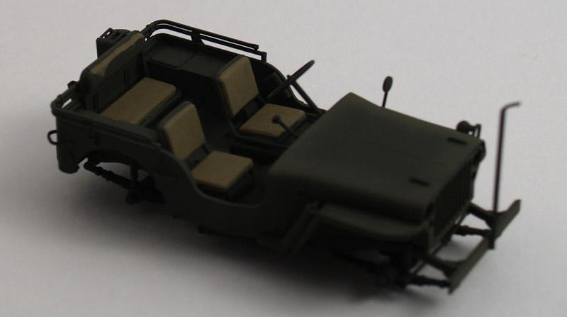 Tamiya Jeep