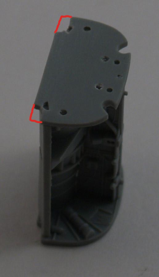 F-8 well insert
