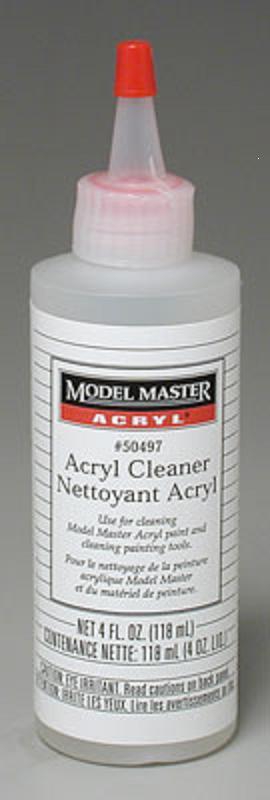Acryl cleaner