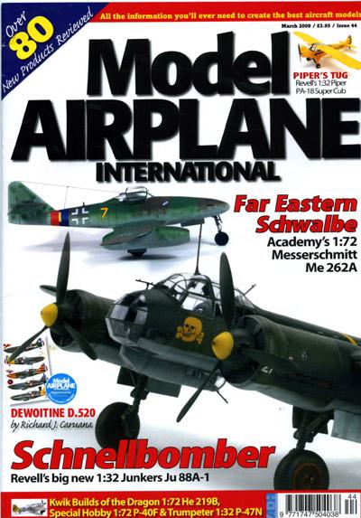 Model Aircraft International #44