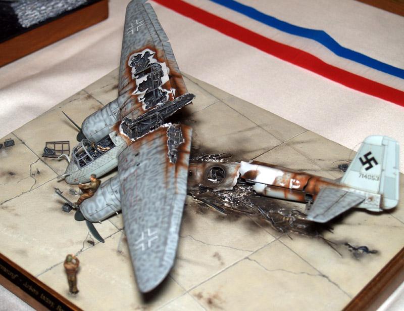 Dead Ju-88