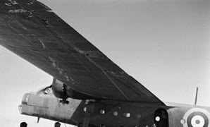 mystery aircraft
