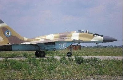 Uzbek MiG-29