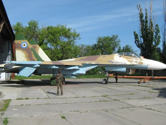 Uzbek Su-27