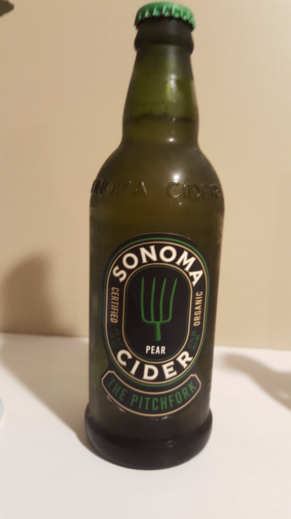 The Pitchfork Pear Cider