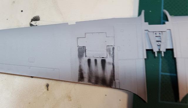 Hurricane wing panels